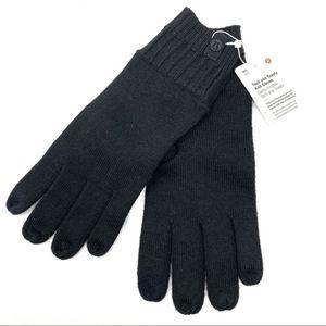 Lululemon toasty tech gloves